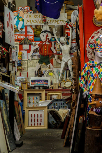 Tourist Attraction  Travel Arlecchino Choice Close-up Colorful Day For Sale Hanging Harlequin Indoors  Large Group Of Objects Market Multi Colored No People Pinocchio Tourism Tourist Destination Tourist Shop Travel Destinations Variation