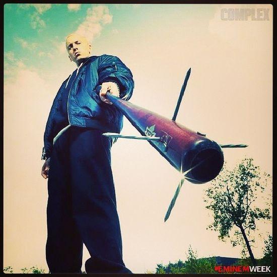 Eminem SlimShady Marshall Mathers