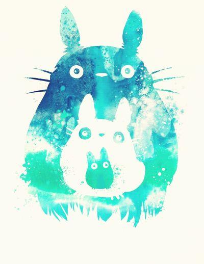Totoro Hayao Miyazaki Beautiful Art First Eyeem Photo