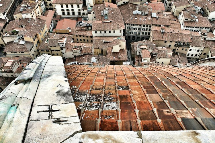 I look at you from up here 👀 Florence Firenze Cupolone Cupola Duomo Duomo Di Firenze Dome Brunelleschi Brunelleschisdome Rooftops Rooftop Scenery Rooftop View  Cityscapes City View  High Above The City View From Above View Panorama Tuscany Toscana Italy Italia EyeEm Italy Showcase: February