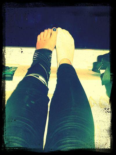 ich habe meinen Fuß beim Training verstaucht :/