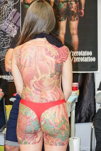 Bottom Model Modelgirl Tatoo Tatoo Art Tatoo Expo Roma Tatoo Girl Tatoo Lover Tatooart Tatooedgirl Tatoogirl Tatoos Tatoostyle Tattooed Tattoomodels Tattoos
