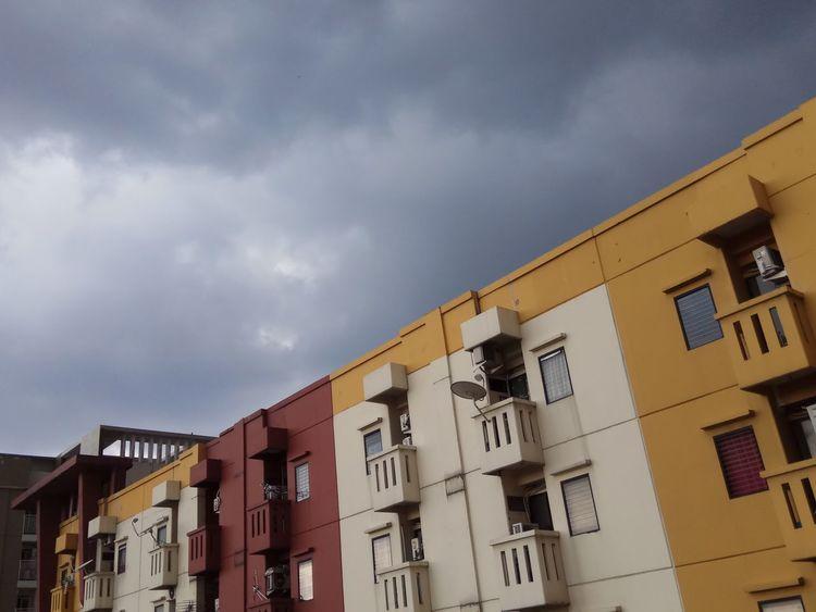 cuaca yang tidak mendukung Bangunan Building Exterior City Cloud - Sky Day Gedung No People Sky