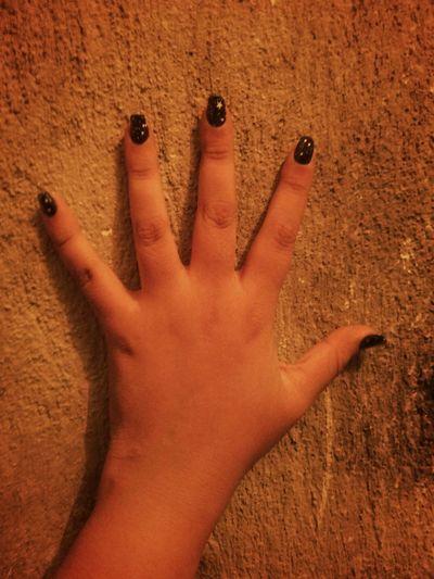 Hand Galaxy