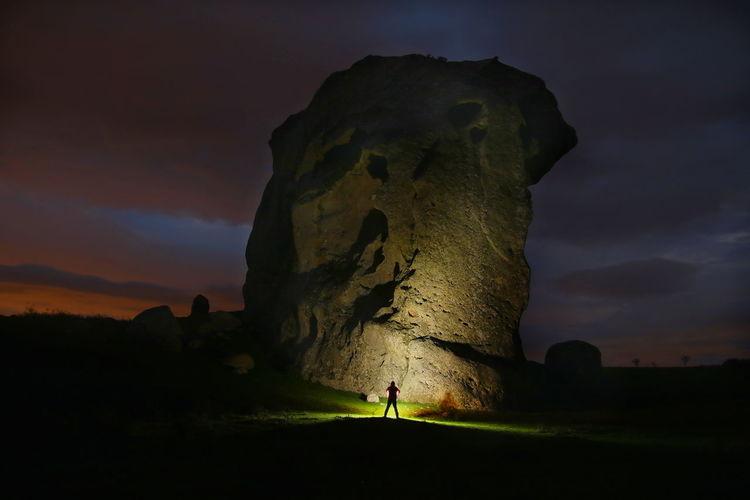Megaliti Argimusco Night My Year My View