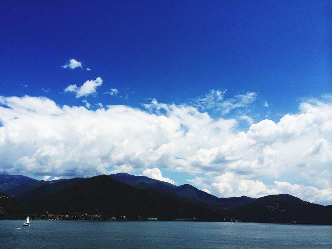 My favourite lake Lago Maggiore Switzerland Cloud Porn