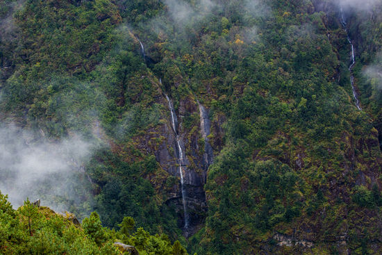 Waterfalls in the Himalayas. Aerial View Architecture Beauty In Nature Day Fine Art Photography Forest Freshness Growth Himalayas Holiday Destination Lush - Description Lush Foliage Mountain Nature Nature Backgrounds Nepal No People Outdoors Scenics Tranquility Travel Destination Travel Destinations Travel Destinations Outdoors Relaxation Tree The Great Outdoors - 2017 EyeEm Awards