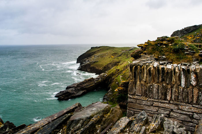 Springtime in Cornwall. Coast Ebbe Great Britain Nature Nature Nature Photography Nature_collection Naturelovers Naturephotography Naturerlebnis Naturfotografie Naturschutzgebiet Naturwunder Panorama Tide The Architect - 2018 EyeEm Awards