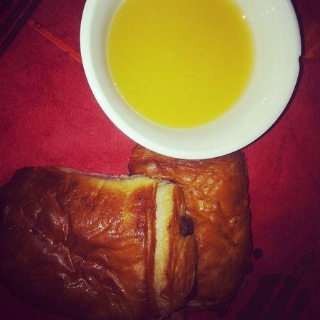 Succo di ananas ? PainAuChocolat R égime LOL buongiorno !!! ?