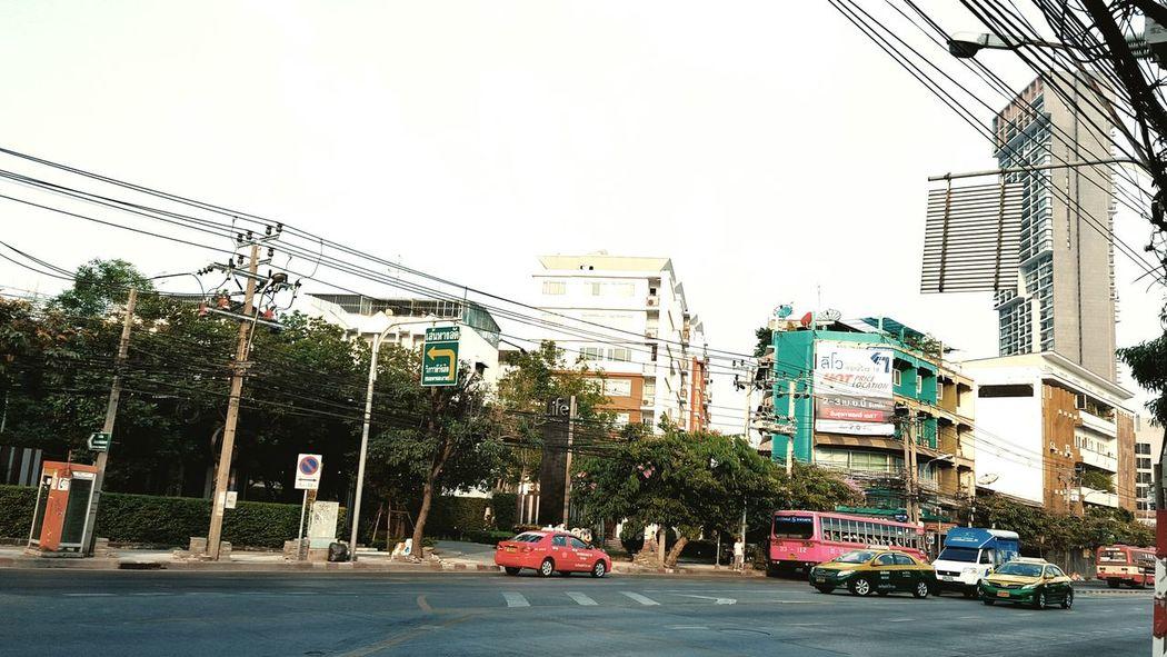 City Architecture Cloud - Sky Outdoors Day Bangkok Thailand Transportation Scenics Backgrounds Building Exterior Bangkok Life