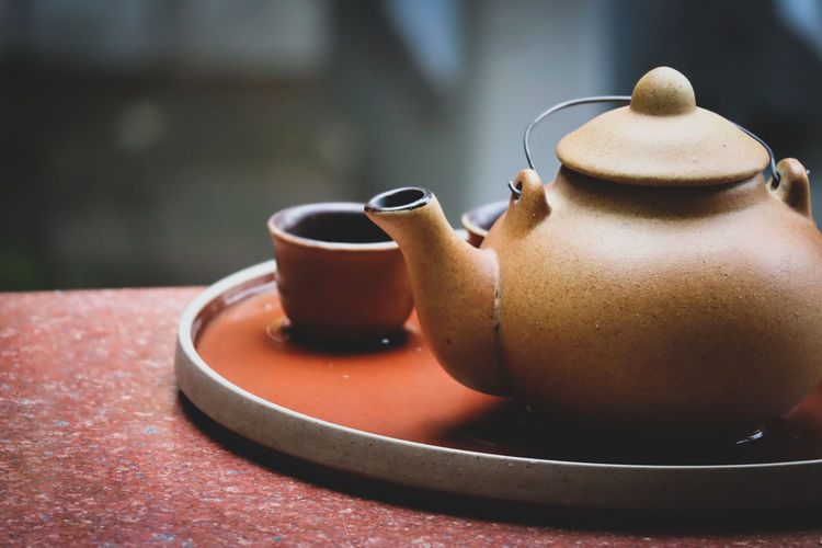 teapot Cup Day Food And Drink Hot Drink Kettle Still Life Table Tea - Hot Drink Tea Kettle Teapot
