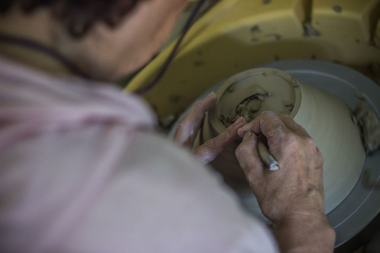 Scrap Human Body Part Human Hand Hand One Person Holding Indoors  Adult Selective Focus Close-up Men Working Occupation Body Part Lying Down Machinery High Angle View Bed Midsection Human Limb International Women's Day 2019