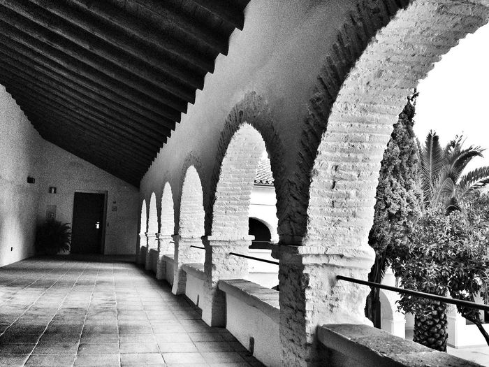 Hotel Convento Aracena Destinorural Eye4photography  Blackandwhite Hotel