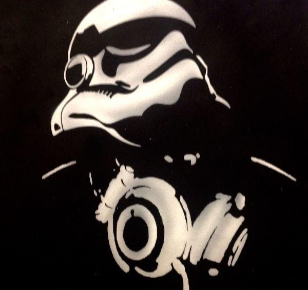Storm trooper beats BEATS Robski Stormtrooper Darkside Newartist Starwars