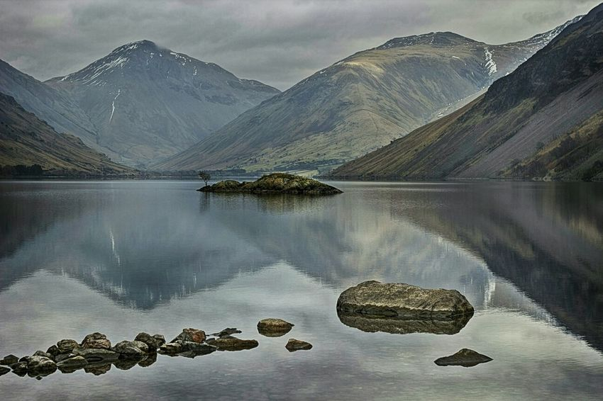 Wastwater-Games of Thrones style Landscapes Landscape_Collection EyeEmBestShots-Reflections EyeEm Best Shots