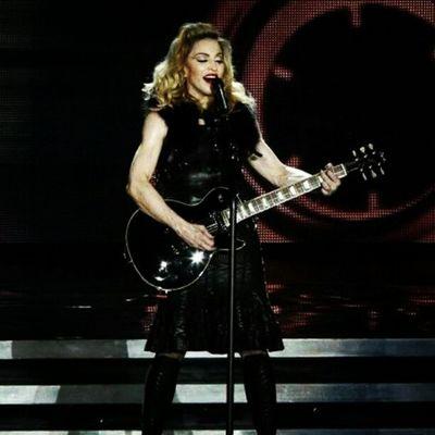 Mdnatour2012 Madonna Telaviv