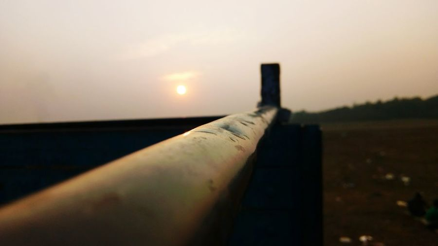 At the moment of sunset First Eyeem Photo
