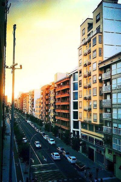 Sun Afternoon