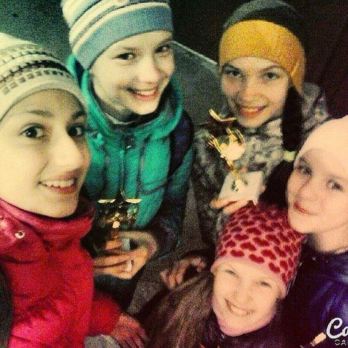 Ещё один день со своими любимыми девочками! вдохновение 15летие продолжается люблю своих