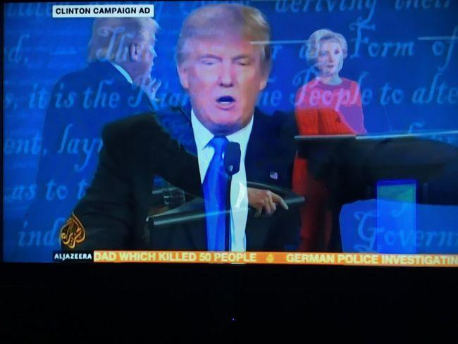 Donald Tump and Hillary Politics And USA