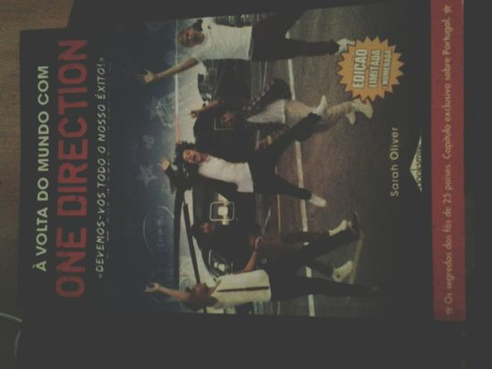 YAY I ALREADY HAVE THE MINE!! One Direction Directioner Crazy Mofo HUHU