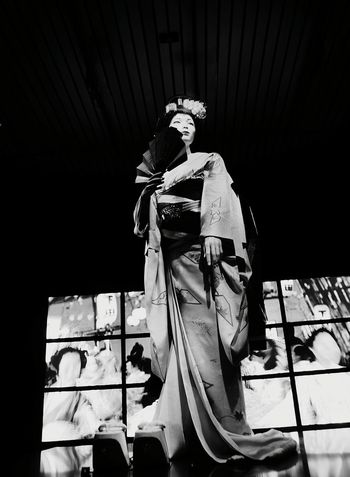 Geisha Exhibition Museum Volkenkunde Leiden Anthropology (c) 2015 Shangita Bose All Rights Reserved Tailored To You