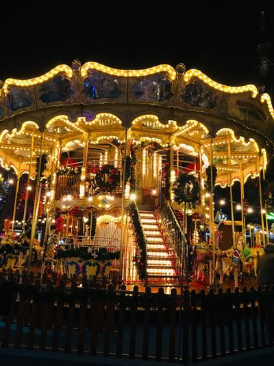 Hogmanay Hogmanay Edinburgh New Year Edinburgh Christmas Edinburgh Christmas Market Night Illuminated Arts Culture And Entertainment Amusement Park Amusement Park Ride Architecture Carousel No People Fairground