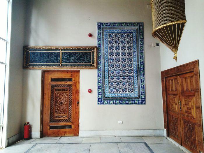 Door No People Indoors  Architecture Day
