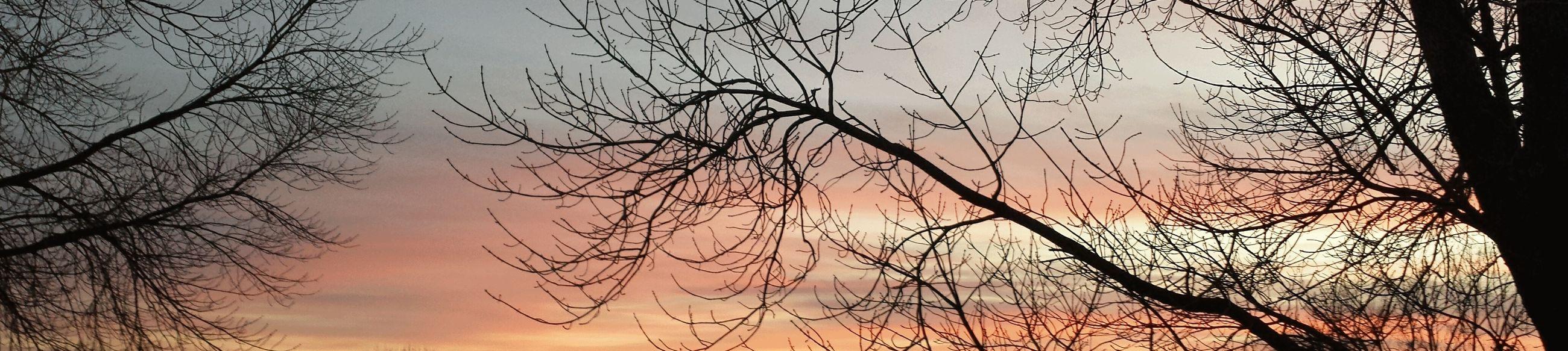 November Sunset Sunset