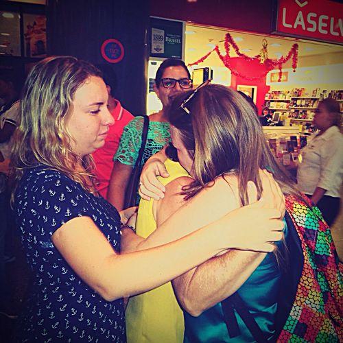 Não importa o quão longe eu vá, sempre voltarem com o coração cheio de saudade para te abraçar!! TeamoMainha First Eyeem Photo