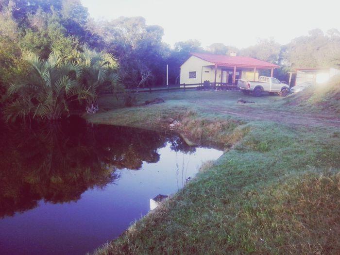 Mi casa a orillas del rio san luis
