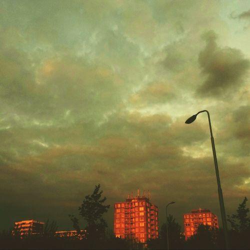Sky City Cloud