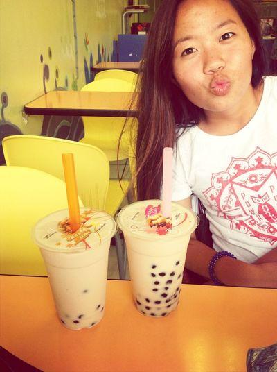 Milk Tea Date<3