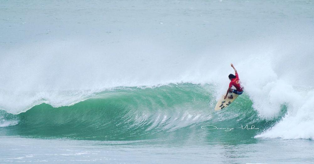 Inamuraclassic Beach Sea Surfing