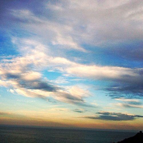 ✌️?? Taking Photos EyeEm Clouds And Sky Zapallar