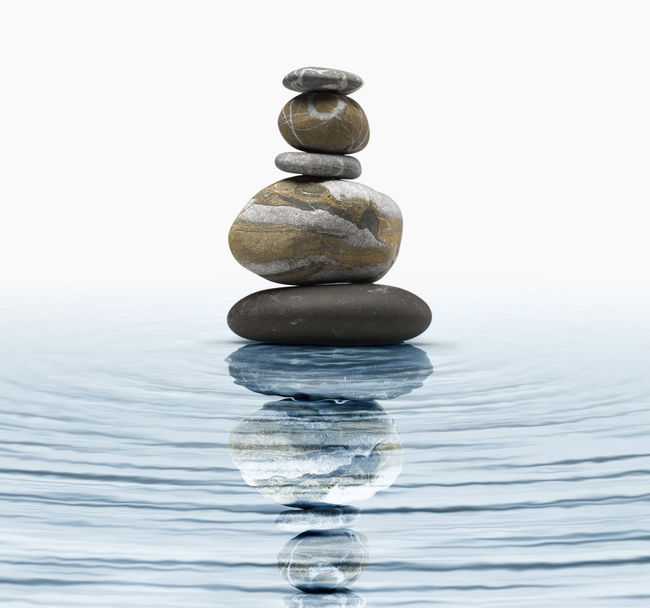 Zen stones in water Arrangement Balance Beauty In Nature Chess Chess Board Chess Piece Close-up Day EyeEmNewHere Knight - Chess Piece Nature No People Outdoors Pebble Queen - Chess Piece Reflection Rock - Object Sea Sky Stack Strategy Water White Background Zen