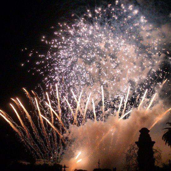 Night Noche Castillo NITDELFOC Fuegosartificiales Valenciaenimagenes Valenciaenfallas Valenciagram