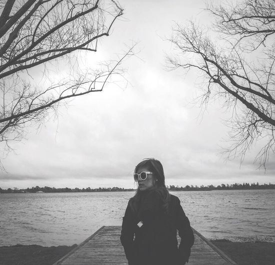"""""""She had a wild, wandering soul but when she loved, she loved with chaos and that made all the difference."""" ― Ariana Dancu Across The Universe Woman Women Of EyeEm Thankful Travel Love Explore Backpacker Roadtrip Journey Heartbeat Moments Blackandwhite Photography Australia Lake Lovely Day Life Portrait Of A Woman"""