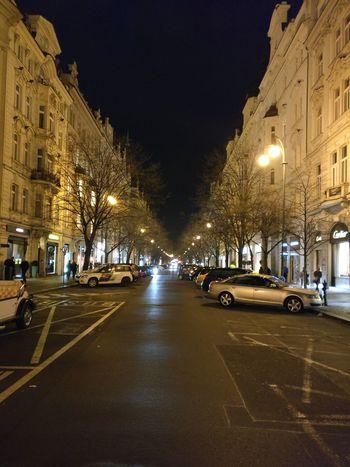 Outdoors Night Street Light City Travel Destinations Cityscape Winter
