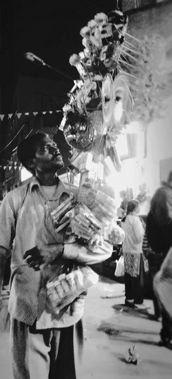 B&w Street Photography RuralIndia Mobilephotography Toy Seller Monochromelove EyeEm Bnw