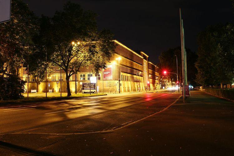 Museum Kunstpalast Düsseldorf Museum Nightshot