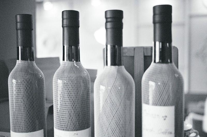 Wine Monochrome Ilford Film Nikon FM3a Solitudeboy