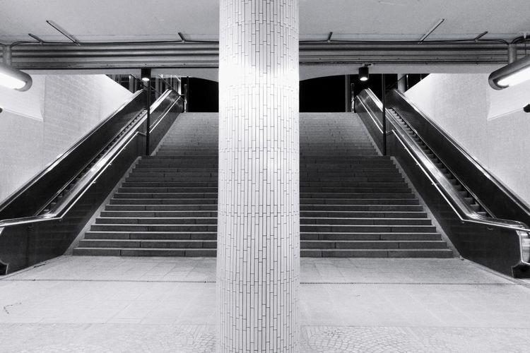 ?! Bnw_friday_eyeemchallenge Bnw_stairways
