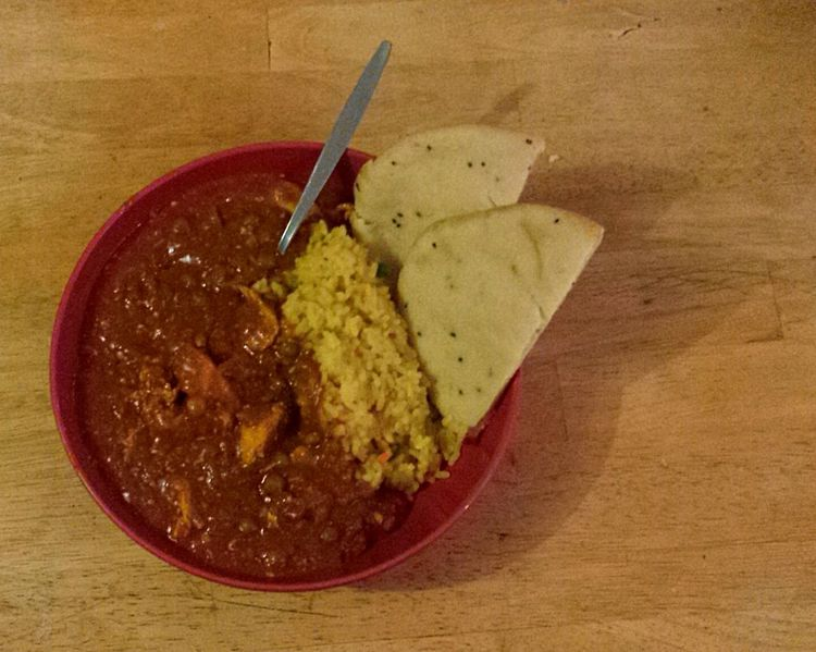Chicken curry N vegetable rice xxxxxxx Nefilian Xxxxxxx Curry Riceworld Pitta Food Porn Dinner X
