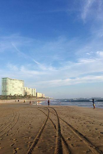 Beach Sea Sky