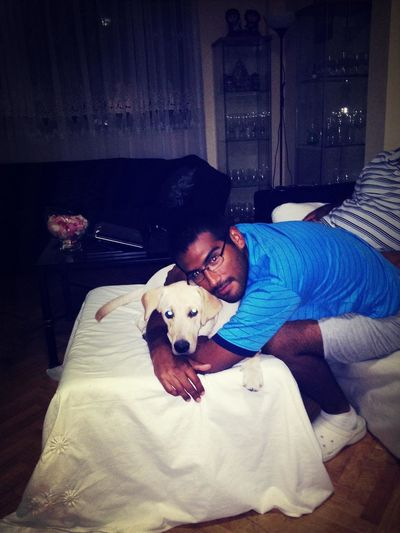 I Love My Dog cada vez más grande XD
