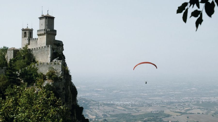 Extreme Sports Architecture Paragliding Travel Destinations Landscape Nature Adventure Visual Inspiration Masterclass Growth EyeEm Best Shots Close-up Freshness EyeEm Best Edits EyeEm Masterclass Master_shots EyeEmNewHere The Week On EyeEm Your Ticket To Europe Breathing Space Investing In Quality Of Life Architecture Built Structure Architectural Detail Mountains