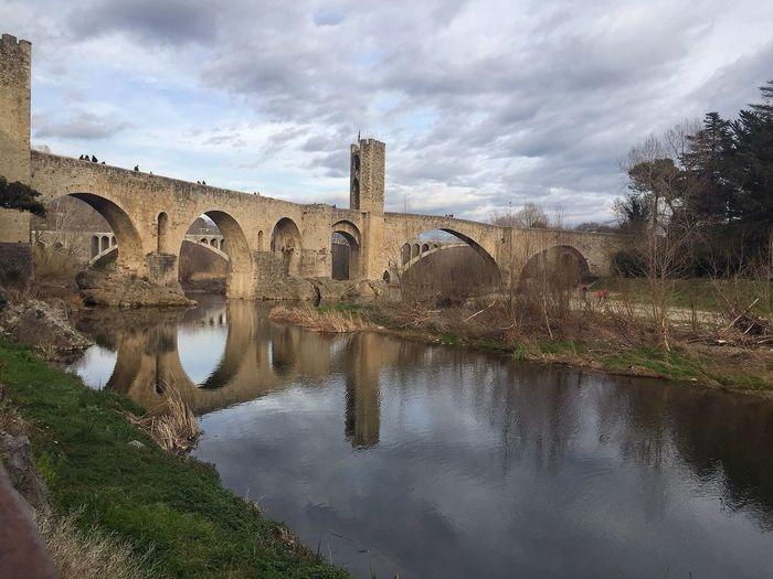 Besalú Bridge