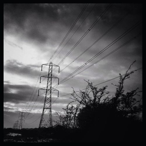 Pylons... Pylon Pylonporn Instapylon Pylonsforever ilovepylonssexypylonsiwishiwasapylonblackandwhite bw bnw fortheloveofblackandwhite staffordshireiswonderful ig_staffs instaphoto iphoneonly iphoneartist photo
