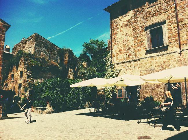 Civitadibagnoregio Civita Di Bagnoregio Borgo Borgo Antico Medioeval Medioeval Cities Bagnoregio Vicoli Piazza Borghipiúbelliditalia